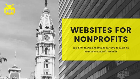 Building A Website For Your Nonprofit